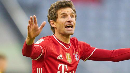Bayerns Thomas Müller äußerte sich zum Konkurrenten RB Leipzig