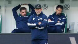 Urs Fischer musste mit Union Berlin eine 0:3-Niederlage hinnehmen