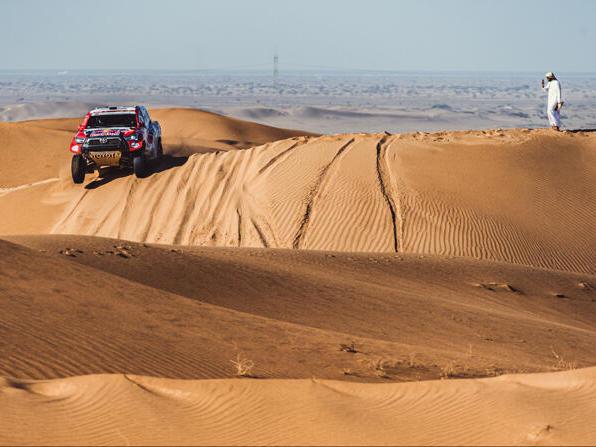 Die ersten Infos für die Rallye Dakar 2022 in Saudi-Arabien liegen vor