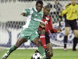 CL 2002/03: Bayers Kraftakt gegen Maccabi Haifa