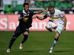Freundschaftsspiel im August 2012: Gladbach vs. Sevilla