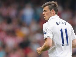 Neu-Madrilene: Gareth Bale