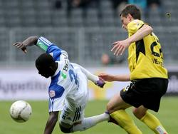 Die Young Boys sind gegen Lausanne in der Favoritenrolle