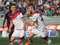 Federico Bernardeschi, attaccante in forza al Crotone