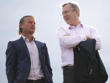 Frenkie Schinkels teilt gegen Gottfried Tröstl aus. Er soll Platz für Erwin Pröll machen