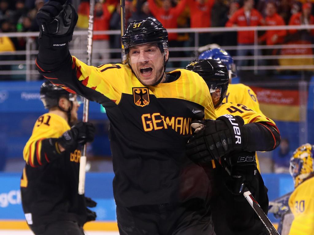 Die deutschen Eishockey-Stars wollen das Unmögliche schaffen
