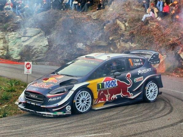 Sebastien Ogier erwartet in Finnland starke Toyotas