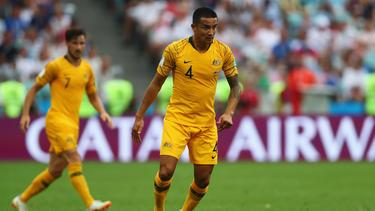 Tim Cahill wird nicht mehr für Australien spielen