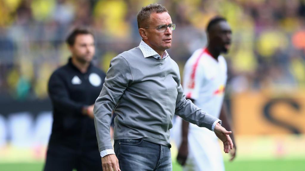 Ralf Rangnick hätte Sebastian Rudy gerne bei RB Leipzig gesehen