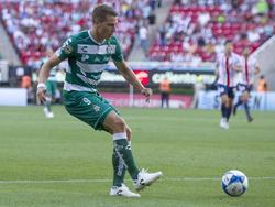 El Santos lidera el campeonato con 24 unidades. (Foto: Imago)