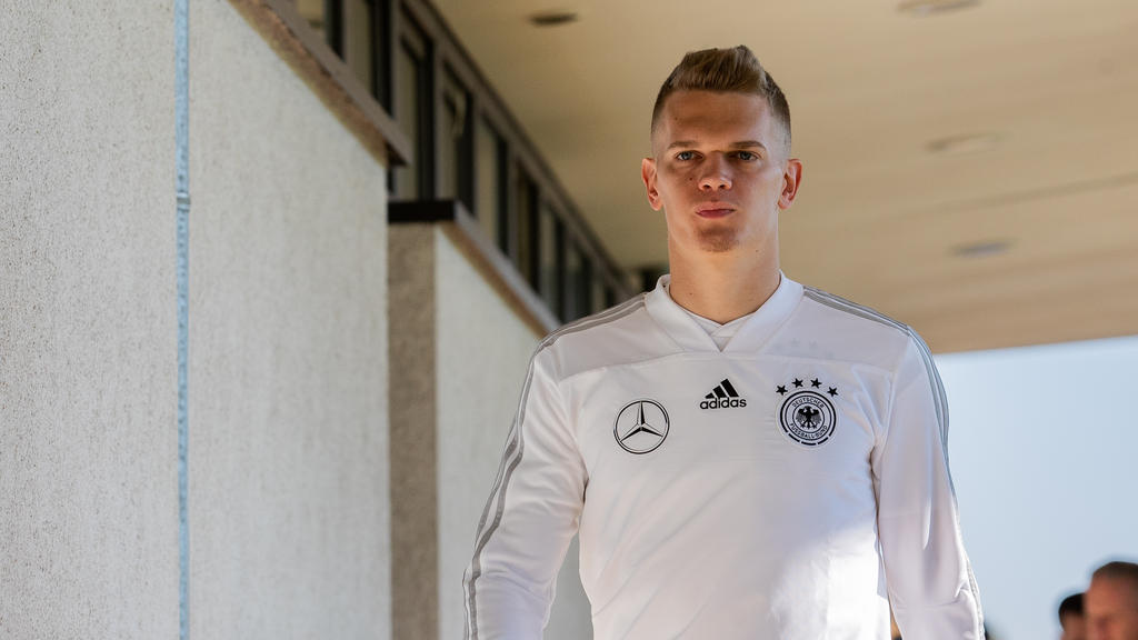 Spielt bei Bundestrainer Joachim Löw eine wichtige Rolle: Matthias Ginter