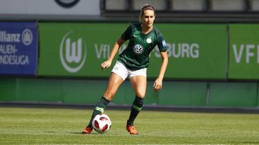 Die Frauen des VfL Wolfsburg fordern den spanischen Meister Atlético Madrid