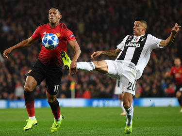 Juventus gewann den CL-Schlager im Old Trafford knapp mit 1:0. © Getty Images/Michael Regan