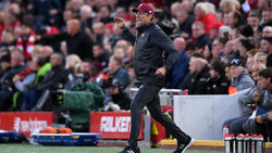 Jürgen Klopp und der FC Liverpool treffen am Wochenende auf Arsenal