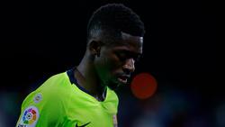 Ousmane Dembélé sorgt derzeit für viele Aufreger
