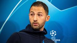 Domenico Tedesco will mit Schalke einen Riesenschritt in Richtung Achtelfinale machen