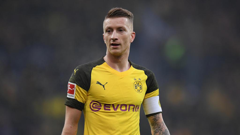 Marco Reus fehlt dem BVB gegen Tottenham