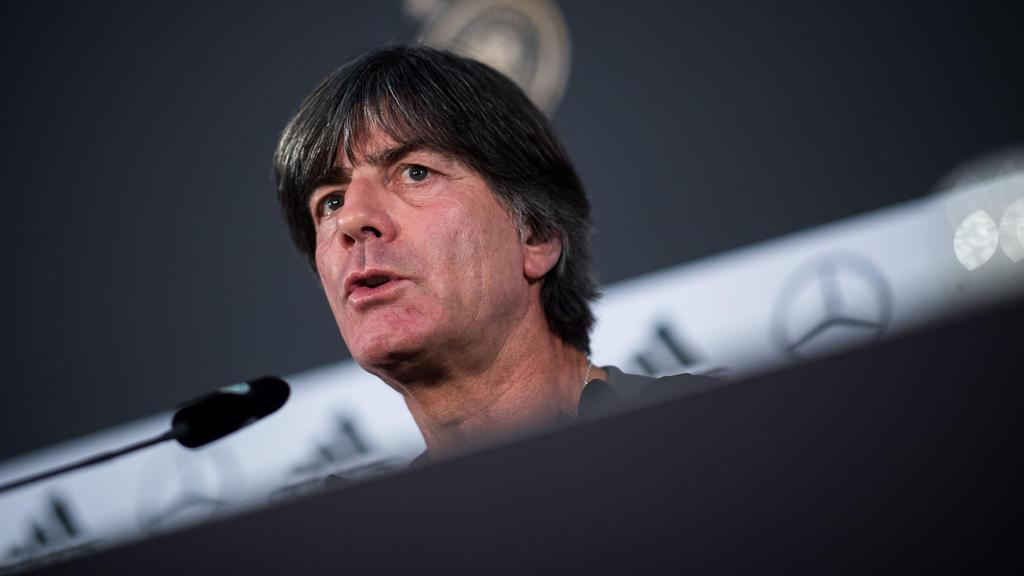 Nach Rauswurf der Stars des FC Bayern: Pressekonferenz mit Joachim Löw im Live-Ticker