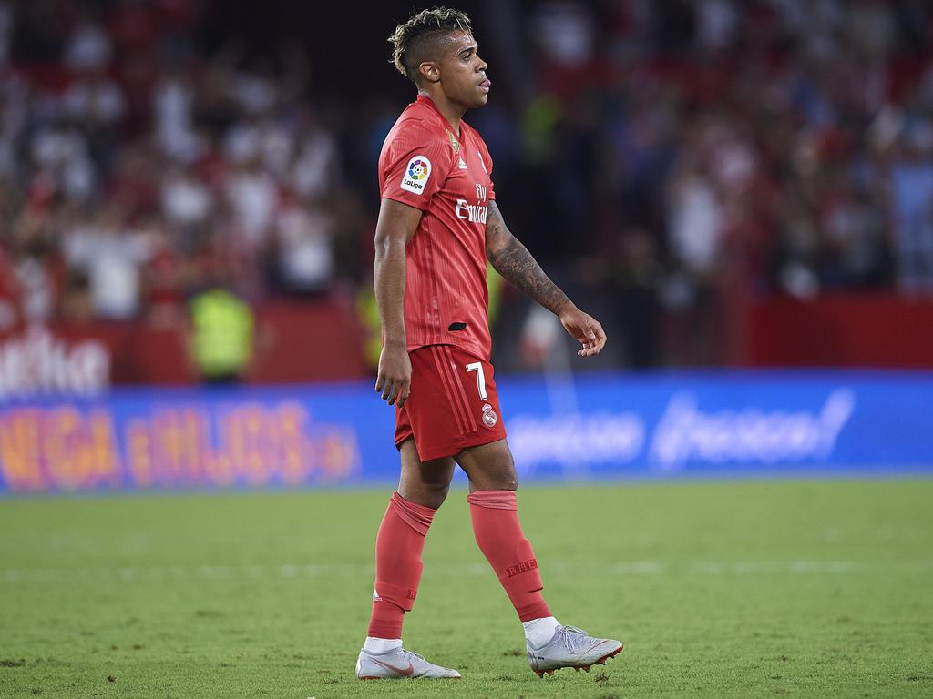 Mariano ha vuelto al Madrid tras su paso por Lyon. (Foto: Getty)