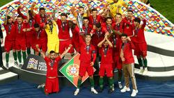 Portugal conquistó la única edición que se ha celebrado.
