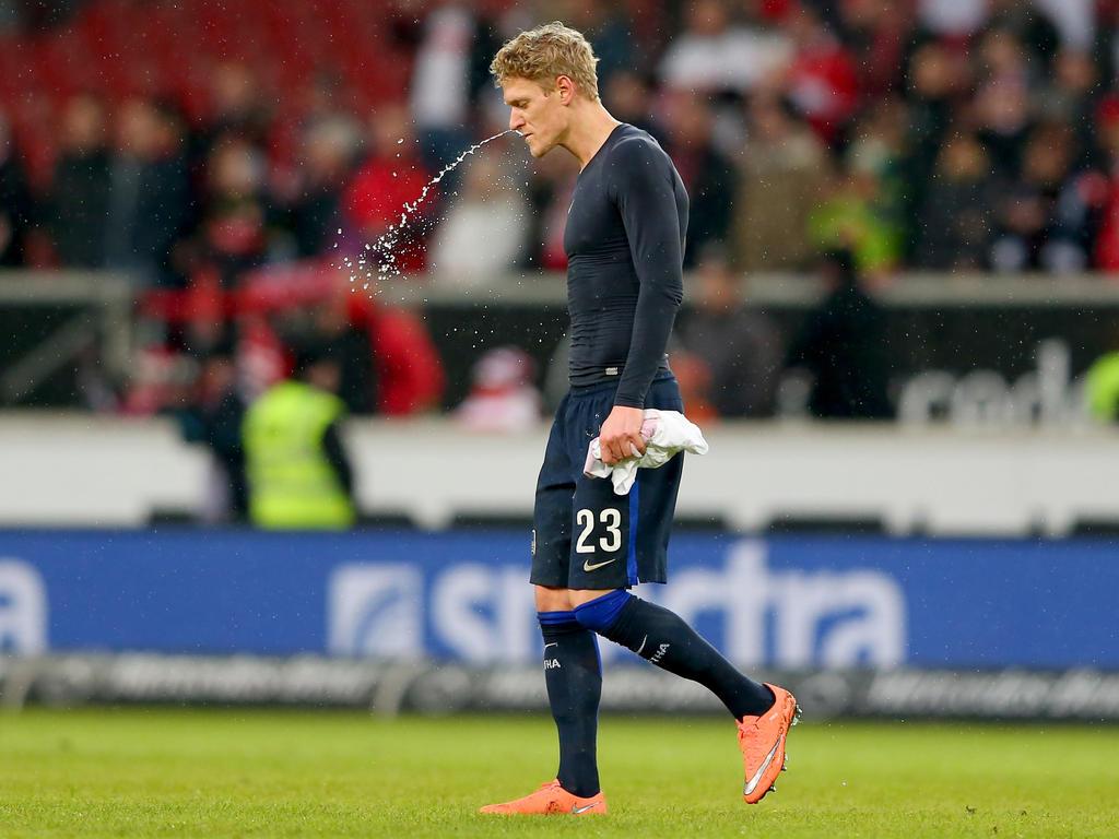 Johannes van den Bergh kehrt nach Deutschland zurück und spielt leihweise für Fürth