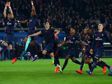 El conjunto de París sigue vivo en la Copa de Francia. (Foto: Getty)