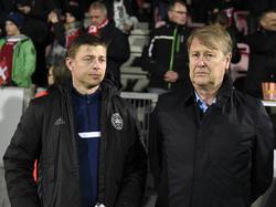 Åge Hareide und Jon Dahl Tomasson