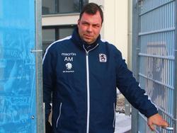 Zuletzt in München tätig: Andreas Menger