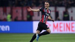 Filip Kostic ist bei Eintracht Frankfurt absoluter Leistungsträger