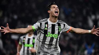 Cristiano Ronaldo schoss Juventus Turin zum Sieg gegen den FC Genua
