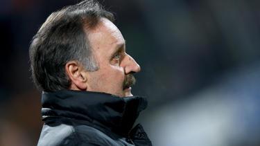 Peter Neururer ist offiziell noch als Sportdirektor im Amt