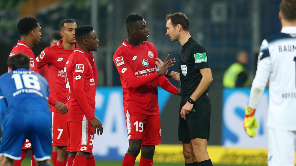Ridle Baku vom FSV Mainz 05 für zwei Spiele gesperrt