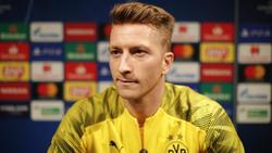 Marco Reus will mit dem BVB in Barcelona überraschen