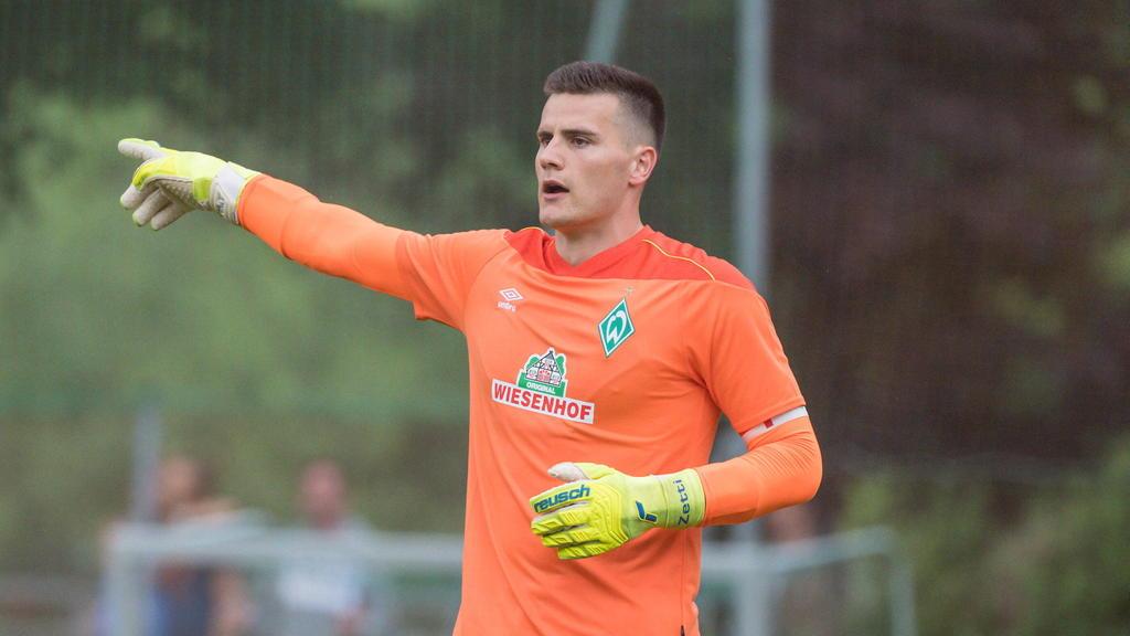 Steht gegen Hannover im Werder-Tor: Michael Zetterer