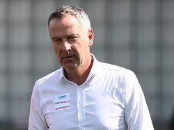 LASK-Trainer Thalhammer sucht nach Weg aus der Krise