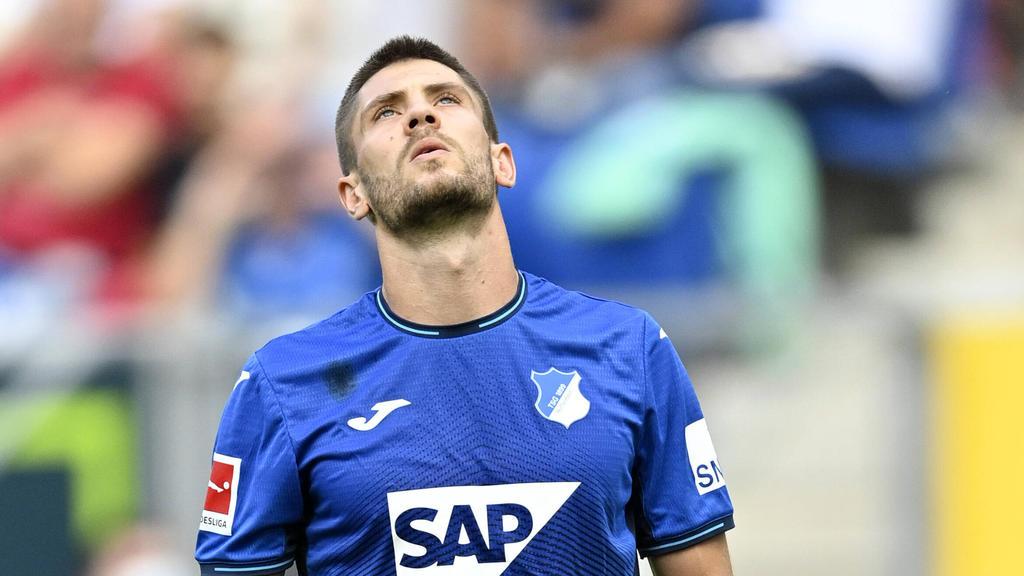 Hat in dieser Saison noch nicht getroffen: Hoffenheim-Star Andrej Kramaric
