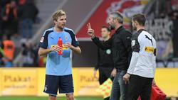 Gladbachs Christoph Kramer steht Trainer Marco Rose wieder zur Verfügung