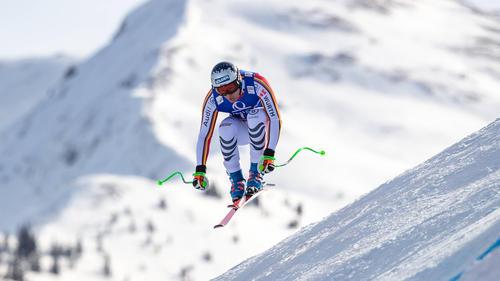 Ski-Ass Thomas Dreßen hofft noch auf einen WM-Start