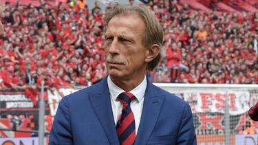 Kehrt Christoph Daum auf die Trainerbank zurück?