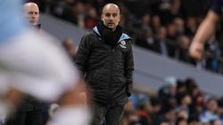 Pep Guardiola und ManCity sind gegen Real Madrid gefordert