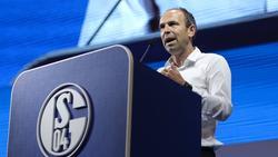 Verzichtet auch auf einen Teil seines Gehalts: Schalkes Vorstand Alexander Jobst