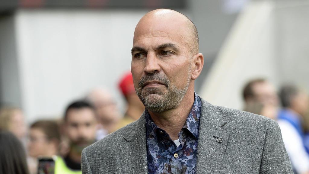 Markus Babbel hat Thomas Hitzlsperger im internen Machtkampf beim VfBStuttgart scharf kritisiert