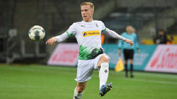 Oscar Wendt spielt bereits seit 2011 in Gladbach