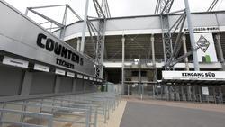 Nur 300 Fans dürfen in den Borussia-Park