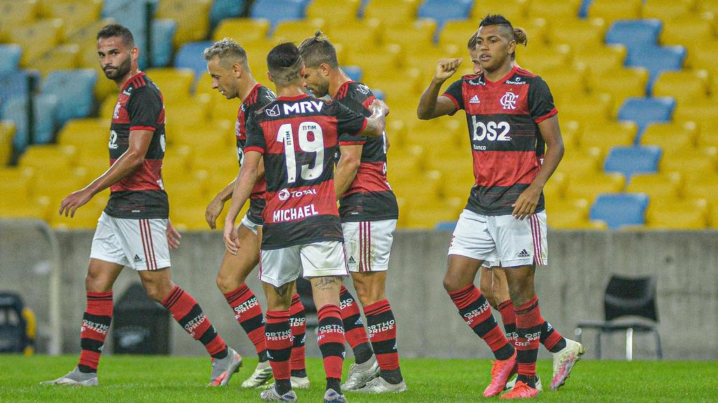 Recital del actual campeón de la Copa Libertadores.