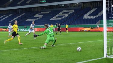 Reus traf nur Sekunden nach seiner Einwechslung
