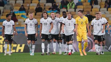 Die DFB-Auswahl gewann knapp in der Ukraine