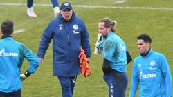 Christian Gross setzt beim FC Schalke 04 (vorerst) auf Ralf Fährmann