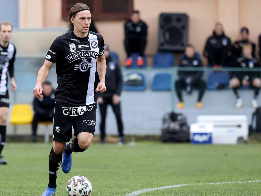 Stefan Hierländer genießt den Erfolgslauf mit seinem Verein