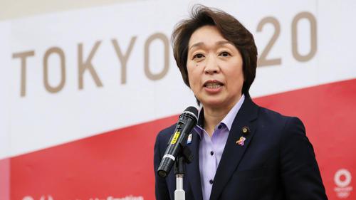 Olympiachefin Hashimoto will Zuschauer bei den Spielen